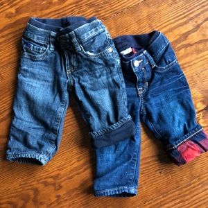 BabyGap Lined Jeans
